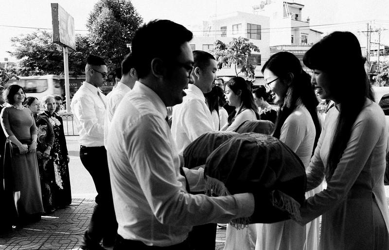 Đám cưới tại Gem Center, Hồ Chí Minh city
