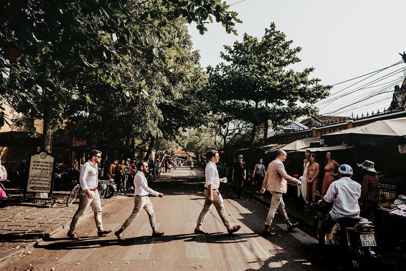Hoi An Wedding - Intimate Wedding of Angela & Joey captured by Vietnam Destination Wedding Photographers Hipster Wedding-8309