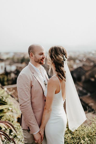Hoi An Wedding - Intimate Wedding of Angela & Joey captured by Vietnam Destination Wedding Photographers Hipster Wedding-0321