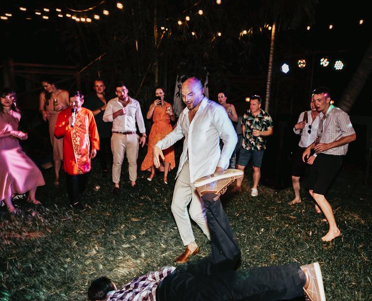 Hoi An Wedding - Intimate Wedding of Angela & Joey captured by Vietnam Destination Wedding Photographers Hipster Wedding-9134