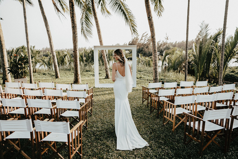 Hoi An Wedding - Intimate Wedding of Angela & Joey captured by Vietnam Destination Wedding Photographers Hipster Wedding-8534