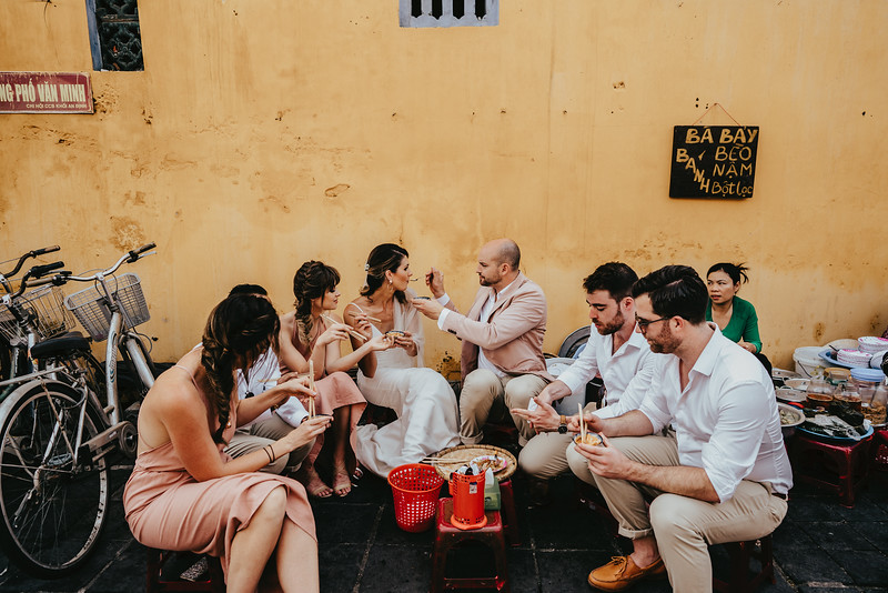 Hoi An Wedding - Intimate Wedding of Angela & Joey captured by Vietnam Destination Wedding Photographers Hipster Wedding-8394