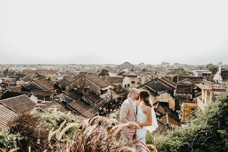 Hoi An Wedding - Intimate Wedding of Angela & Joey captured by Vietnam Destination Wedding Photographers Hipster Wedding-8434