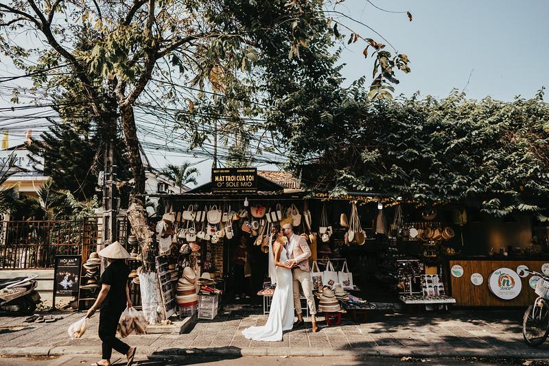 Hoi An Wedding - Intimate Wedding of Angela & Joey captured by Vietnam Destination Wedding Photographers Hipster Wedding-8234