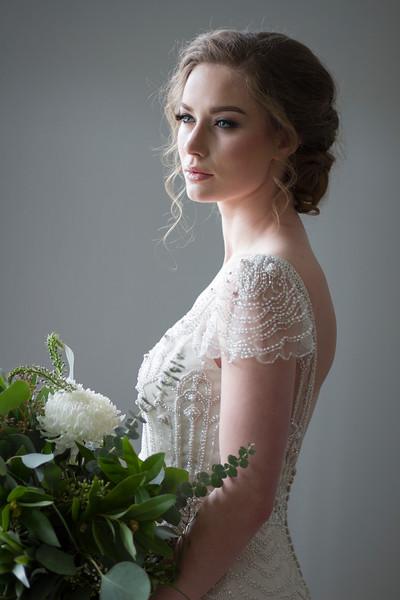 The bride.