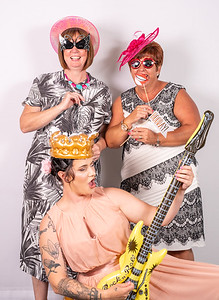 Louise and Aled Photo Booth-9