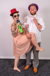 Louise and Aled Photo Booth-15