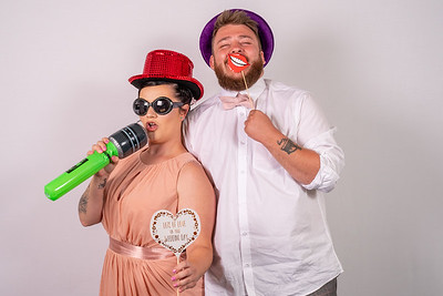 Louise and Aled Photo Booth-14