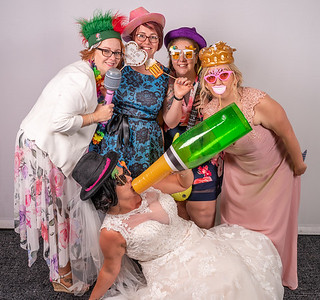 Louise and Aled Photo Booth-7