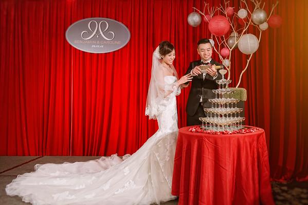 BEN+CAROLINE WEDDING