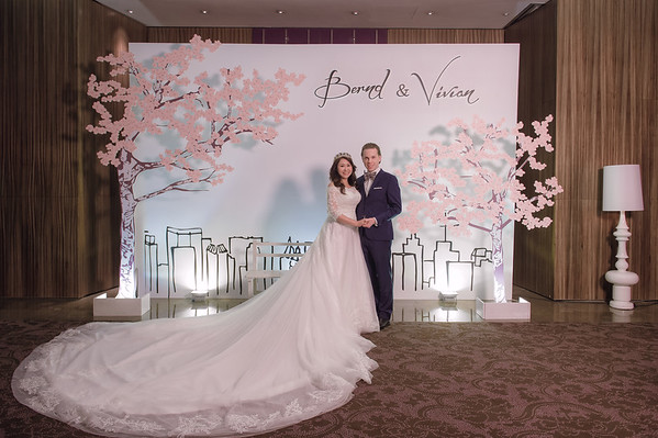 BEN+VIVIAN WEDDING TAIWAN