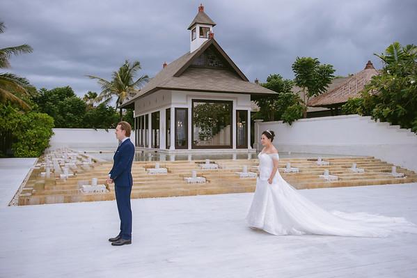 BEN+VIVIAN WEDDING BALI