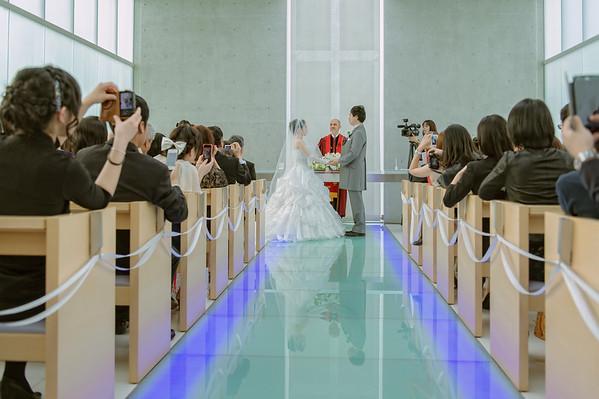 潘宇+半田千尋 WEDDING KOBE JAPAN