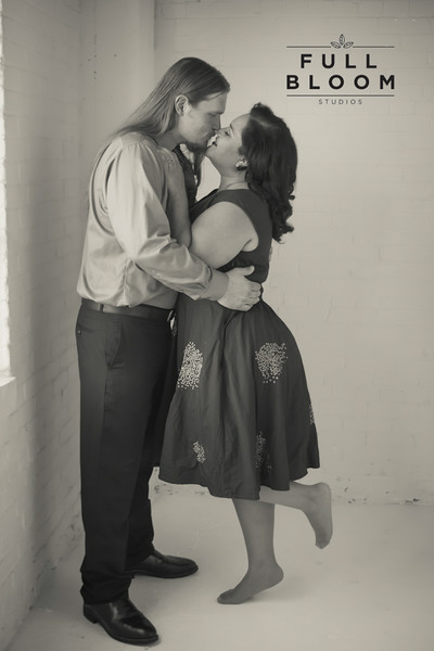 Katy + Kress Engagement portraits