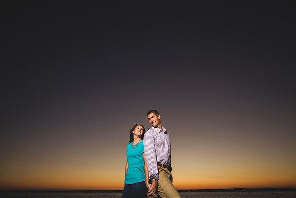 Kaylee and Rob - 8.3.16 - QU / Lighthouse