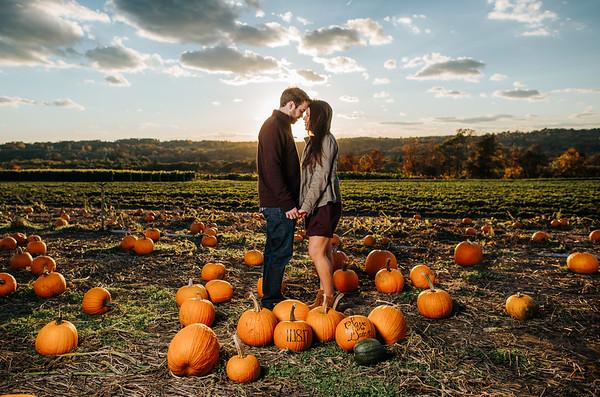 Lauren and Matt - 10.23.16 - Jones Farm, Shelton CT