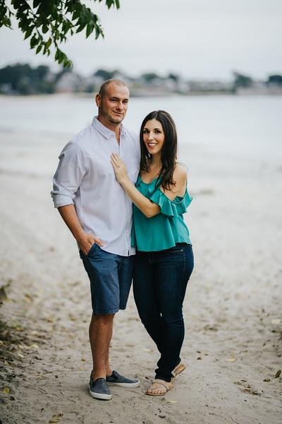 Rachel and Dustin - Niantic, CT - 9.21.17