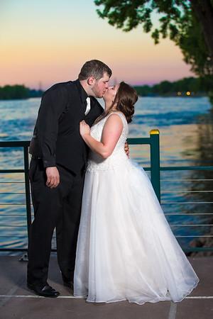 Wedding for Becca Lonkoski & Greg Scholze
