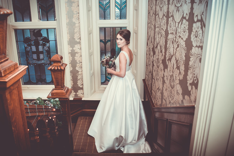 Leanne and Warren's Wedding at Merewood Country House Hotel