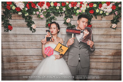 #BethaTeogether | © www.SRSLYPhotobooth.sg