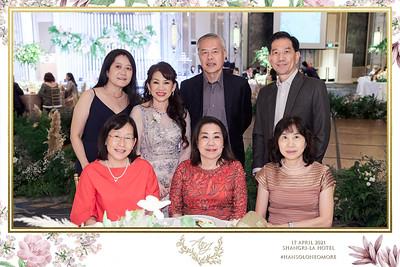© Wedding of Aaron & Jie Min | SRSLYPhotobooth.sg