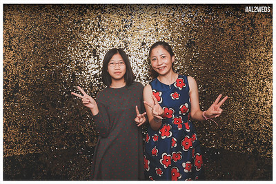 Wedding of Alvin & Alison | © www.SRSLYPhotobooth.sg
