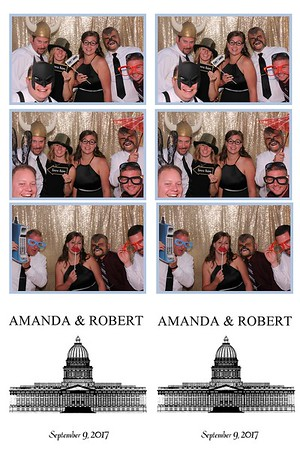 Wedding of Amanda & Robert