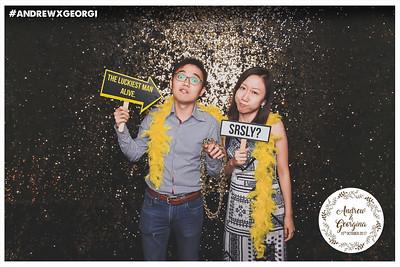 #andrewxgeorgi | © www.SRSLYPhotobooth.sg