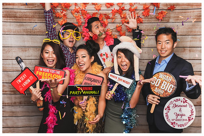 Wedding of Desmond & Youjia | © www.SRSLYPhotobooth.sg