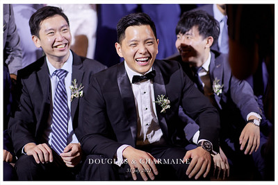 © Wedding of Douglas & Charmaine | © SRSLYPhotobooth.sg