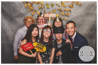 Wedding of Shayne & Edmond | © www.SRSLYPhotobooth.sg