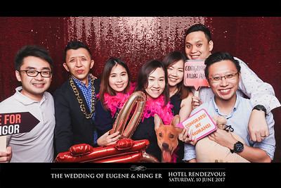 #Eugene&Ning | © www.SRSLYPhotobooth.sg
