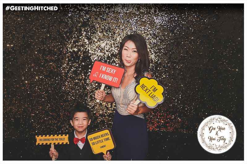 #GeetingHitched   © www.SRSLYPhotobooth.sg