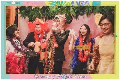 Wedding of Hariz & Bernice | © www.SRSLYPhotobooth.sg