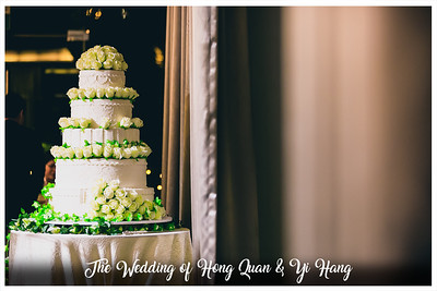 © Wedding of Hong Quan & Chloe | Photography by Lionel Lin