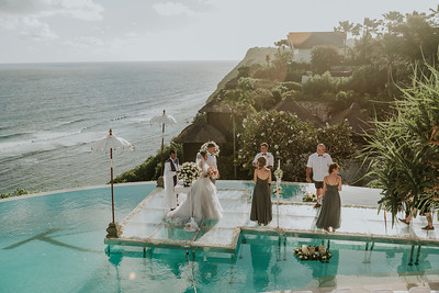 Wedding of Jake&Brittany in Karma Kandara Bali