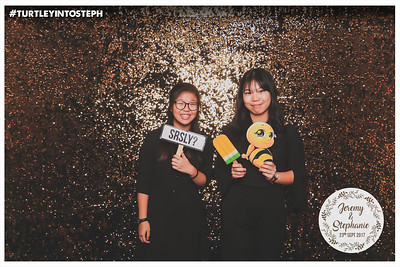 #TurtleyintoSteph | © www.SRSLYPhotobooth.sg