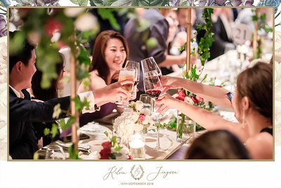 Wedding of Kelvin & Jinyuan | © SRSLYPhotobooth.sg