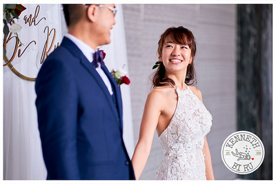 Wedding of Kenneth & Biru | © www.SRSLYPhotobooth.sg