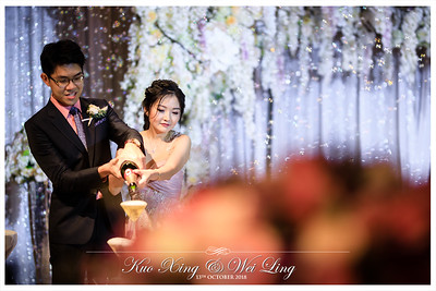 Wedding of Kuo Xing & Wei Ling | © www.SRSLYPhotobooth.sg