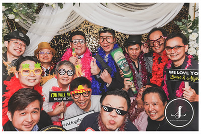 #ALtogetherasone | Wedding of Lionel & Alyssa