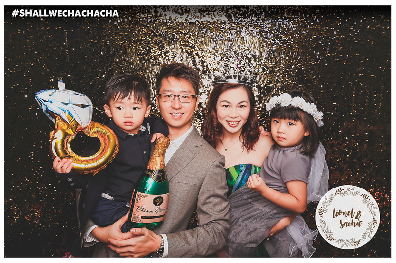 #SHaLLwechachacha   © www.SRSLYPhotobooth.sg
