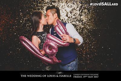 #loveISALLard | © www.SRSLYPhotobooth.sg