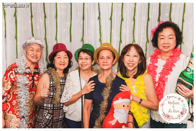 Wedding of Melvin & Li Qin | © www.SRSLYPhotobooth.sg