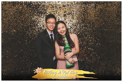 Wedding of Qi Feng & Rui Ting | © www.SRSLYPhotobooth.sg