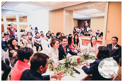 © Wedding of Ray & Ariel | © SRSLYPhotobooth.sg