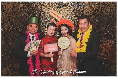 Wedding of Shan & Daphne | © www.SRSLYPhotobooth.sg