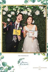 Wedding of Shaun & Kaichian | © www.SRSLYPhotobooth.sg