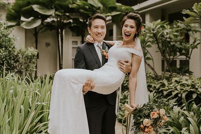Wedding of WeKing&Kiara in Singapore. Day 1