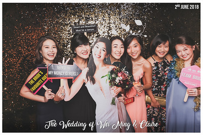 #weiweiforever | © www.SRSLYPhotobooth.sg